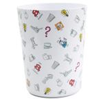 Retro Monopoly Wastebasket