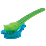 Boston Warehouse Suds Buds Gator In Wave Splash Scrubber, Set of 2