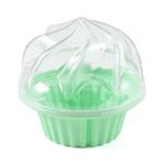 Fox Run Green Cupcake to Go Container Cupcake