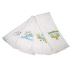 Four Different Hanukkah/Chanukah Fingertip Towels