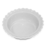 Chantal Classic White Individual Pie Dish