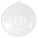 Orka 3 Piece Transparent Silicone Lid Set