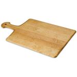 J.K. Adams Maple Artisan Paddle Board, 17 x 11 Inch