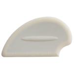 iSi White Silicone Scraper Spatula