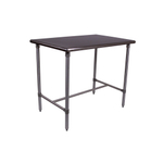John Boos Cucina Classico Stainless Steel Work Table, 24 x 40 Inch