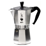 Bialetti Moka Express Aluminum 9 Cup Espresso Maker