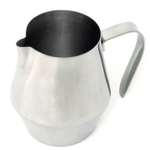RSVP Espresso Stainless Steel Frothing and Steaming Pitcher, 32 Ounce