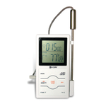 CDN Dual Sensing Probe Thermometer and Timer