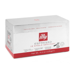 illy Medium Roast Coffee Pods for E.S.E Espresso Machines, 18 Pack
