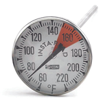 CDN InstaRead Large Dial Cooking Thermometer
