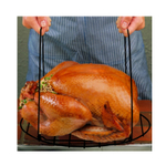 Nifty Non-Stick Turkey Lifter with Removable HandlesTurkey
