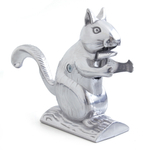 Nutty Squirrel Heavy Duty Cast Aluminum Nutcracker