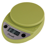Escali Primo Tarragon Green Digital Scale 11 lb / 5 Kg