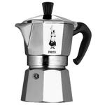 Bialetti Moka Express Aluminum 1 Cup Espresso Maker