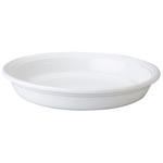 Le Creuset White Stoneware Pie Dish