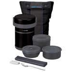 Zojirushi Stainless Steel Classic Bento Lunch Jar with Bag