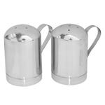 Steeltek Stainless Steel Salt n Pepper Shaker 2 Piece Set