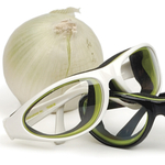 RSVP Green and White Tear Free Anti-Fog Onion Goggles