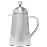 La Cafetiere Thermique Stainless Steel Mini French Press 3 Cup