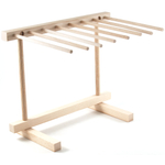 Beechwood Pasta Drying Rack