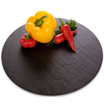 J.K. Adams Charcoal Slate Lazy Susan