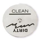 Endurance Clean or Dirty Rotating Dishwasher Magnet