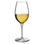 Luigi Bormioli Vinoteque Titanium Reinforced Smart Tester Wine Glass 13.5 Ounce, Set of 6
