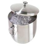Oggi Double Walled Stainless Steel Ice Bucket