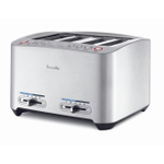 Breville Die-Cast 4 Slice Smart Toaster