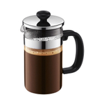Bodum Shin Bistro French Press Coffee Maker, 3 Cup