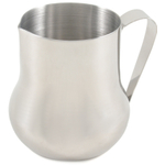 Fox Run 18/8 Stainless Steel Milk Frothing Pitcher, 13 Ounce
