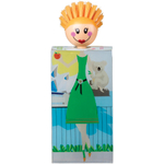 Kitchen Doll Dish Brush Set - Nicole
