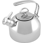 Chantal Classic Stainless Steel Tea Kettle, 1.8 Quart