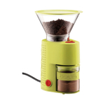 Bodum Bistro Green Electric Burr Coffee Grinder