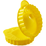 Tovolo Yellow Pear Petite Pie Mold