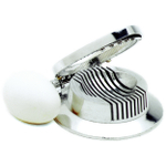 Norpro Stainless Steel Round Egg Slicer
