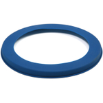 Norpro Blue Silicone 10 Inch Pie Crust Shield