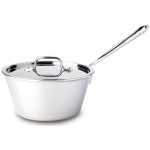 All-Clad Stainless Steel Windsor Pan with Lid, 2.5 Quart