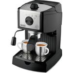 DeLonghi Black and Silver Pump Driven Espresso and Cappuccino Maker