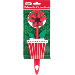 Boston Warehouse Poinsettia Kitchen Brush