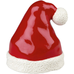 Boston Warehouse Santa's Hat Dish Scrubby Holder