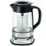 Krups Glass Infusing Electric Kettle