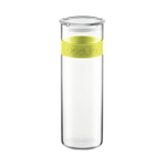 Bodum Presso Storage Jar With Green Band, 64 Ounce
