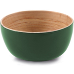 Core Bamboo Forest Green Small Bowl, Set of 4