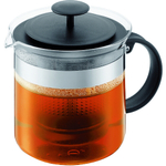 Bodum Bistro Nouveau Glass Tea Press, 51 Ounce