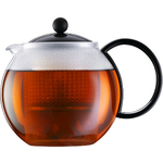 Bodum Assam Glass Tea Press, 17 Ounce