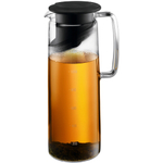 Bodum Biasca Black Iced Green Tea Jug, 40 Ounce