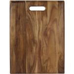 Architec Acacia Wood Gripper Cutting Board, 12 x 16 Inch