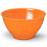 Rachael Ray Orange Footed Garbage Bowl