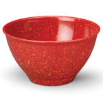 Rachael Ray Red Footed Garbage Bowl